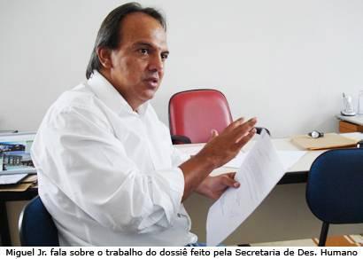 Desenvolvimento Humano prepara dossiê sobre casas do PSH