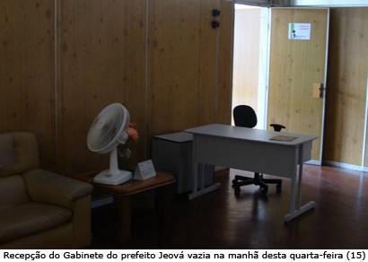 Prefeitura de Araxá adere à paralisação dos municípios mineiros