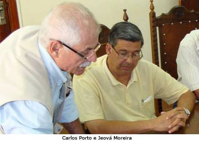 Carlos Porto vai desenvolver projeto do futuro estádio que vai substituir o Fausto Alvim