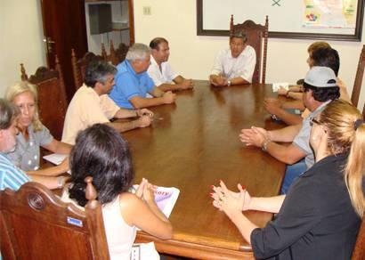 Rotary Club Araxá Sul solicita parceria da prefeitura para realizar Mostra de Produtos