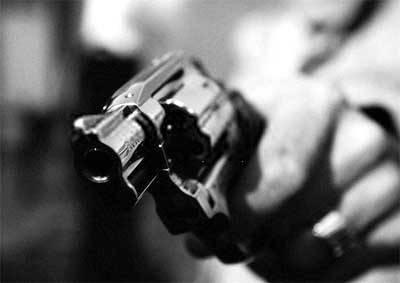 Motoboy é vítima de assalto à mão armada no Centro