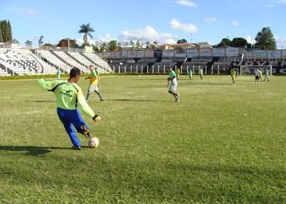 Ganso encara a URT em Patos de Minas