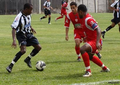 Araxá fica no empate sem gols contra o Valério