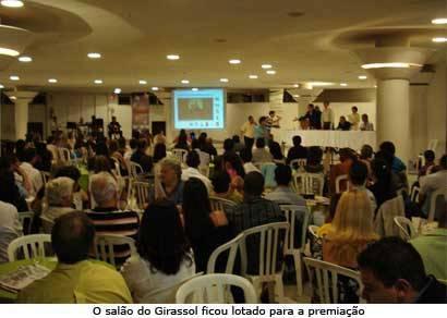 Troféu Moraes premia melhores do esporte em 2008