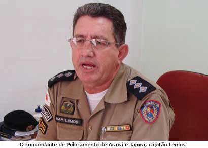 Capitão explica como é o trabalho da PM em casos de desaparecimento