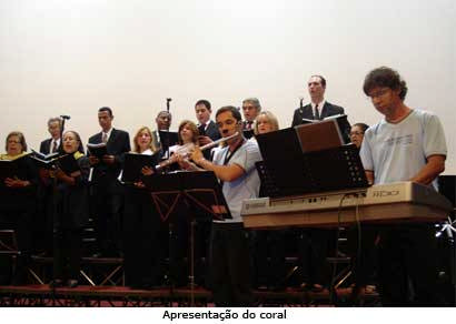 Escola da Música promove Área de Vozes