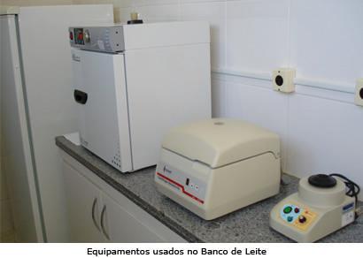 Banco de Leite de Araxá está em pleno funcionamento