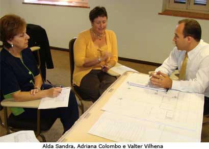 Alda Sandra discute revitalização de setores do Barreiro