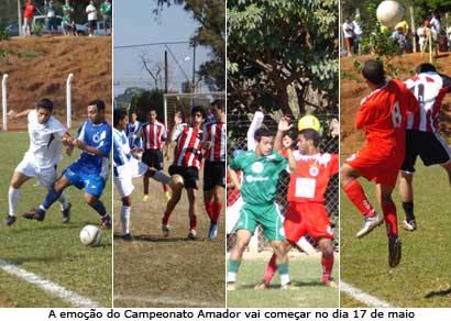 Copa Cidade é extinta e Campeonato Amador vem com mudanças em 2009