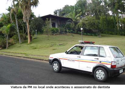 Dentista é assassinado no Barreirinho