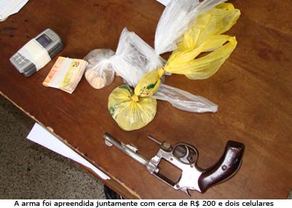 Bandido faz empresário de refém e é baleado em tentativa de assalto no São Francisco