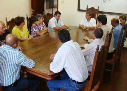 Prefeitura pode firmar parceria com a Loja Maçônica Vigilantes do Araxá