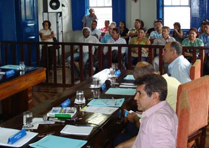 Confira os projetos aprovados pelos vereadores na última reunião da Câmara