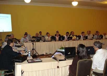 Araxá recebe Encontro do Colégio de Presidentes de Tribunais de Justiça