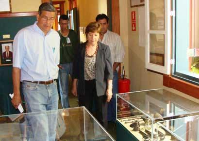 Prefeito e presidente da FCCB anunciam ampliação do Memorial de Araxá