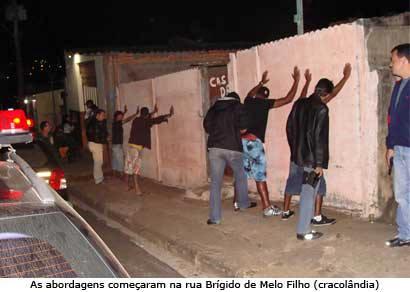 Polícia Civil realiza operação de combate e repressão ao tráfico de drogas em Araxá