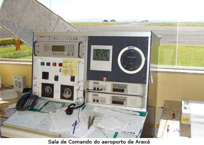 Aeronáutica suspende operação por instrumentos no aeroporto de Araxá