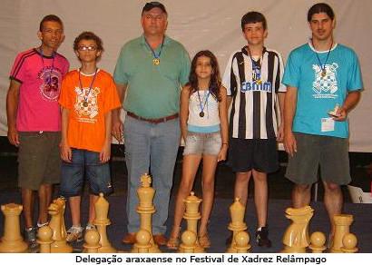 Adriano Pena é campeão em Jaguara com 100% de aproveitamento