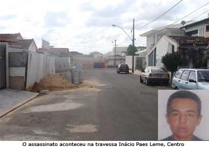 Suspeito de homicídio foi em casa tomar banho para sair de novo, diz delegado