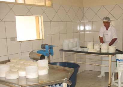 Encontro busca fortalecimento da produção do Queijo Minas Artesanal Araxá