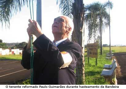 TG homenageia pracinhas araxaenses no Dia da Vitória