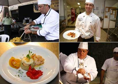 Gastronomia e arte em Araxá