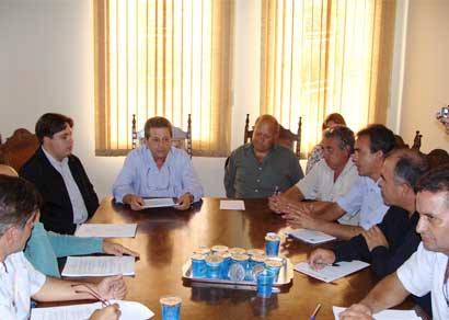 Vereadores e secretário de Planejamento e Gestão debatem LDO 2009