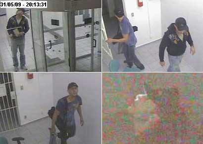 Ladrões levam R$ 100 mil de agência bancária em Araxá