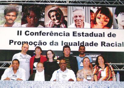 Araxaenses representam a cidade na Conferência Nacional de Promoção da Igualdade Racial