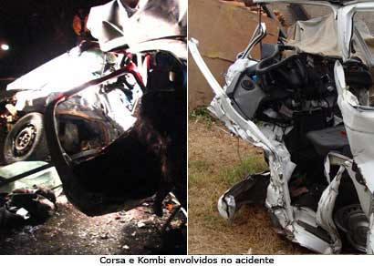 Polícias e IML apontam acidente de domingo como maior tragédia automobilística de Araxá