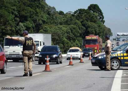 Polícia Rodoviária Federal de Araxá inicia Operação Corpus Christi