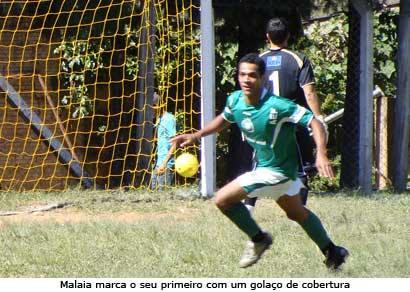 Malaia e Rodrigo dão show na goleada do GEF