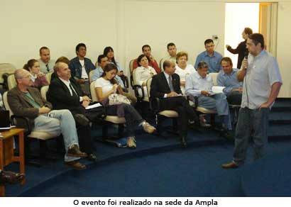 AMM promove encontro para expandir coleta seletiva na microrregião