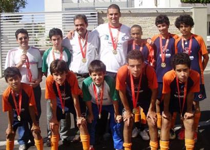 Araxá vence primeira fase dos Jemg no Futsal Masculino