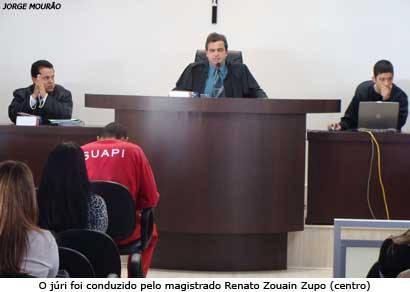 Tribunal do Uniaraxá recebe pela primeira vez um júri popular real