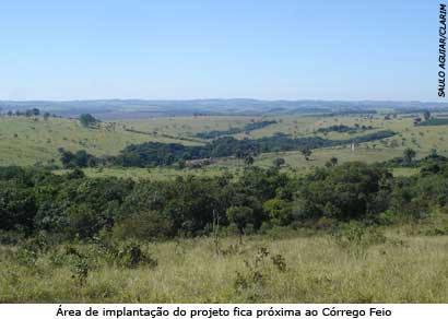 Desenvolvimento Rural elabora projeto para conservar recursos hídricos do município