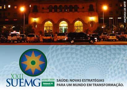 Principal evento da Federação das Unimeds de Minas acontece no Grande Hotel