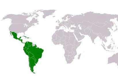 Metade da América Latina na web é do Brasil