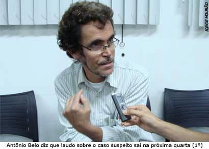 Secretaria de Saúde confirma primeira suspeita de gripe suína em Araxá