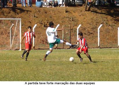 GEF e Vila ficam no empate sem gols