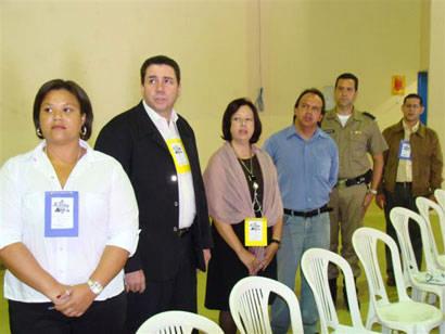 Vice-prefeito participa da Conferência Municipal dos Direitos da Criança e do Adolescente