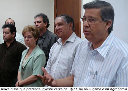 Prefeito recebe trade turístico e fala sobre projetos para o crescimento do setor