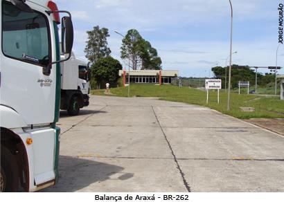 Balanças do Alto Paranaíba e Triângulo serão monitoradas por câmeras