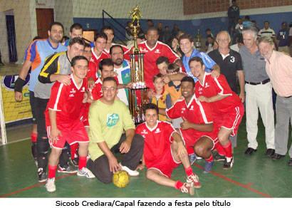 Sicoob Crediara/Capal confirma favoritismo e vence Copa CDL