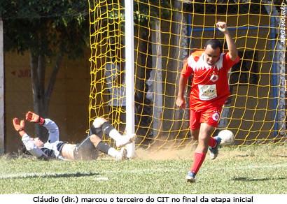 CIT goleia Ferroviário em partida de 10 gols