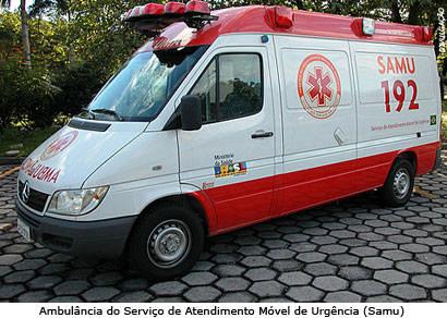 Araxá negocia a implantação do Serviço de Atendimento Móvel de Urgência