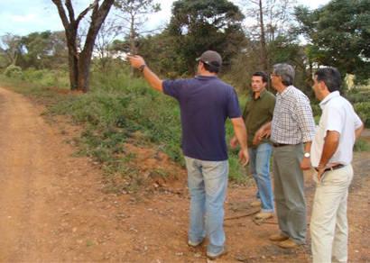 Prefeitura apoia melhorias na Biominas