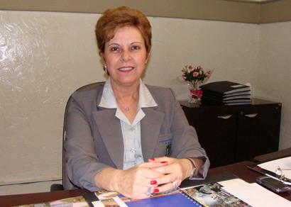Alda Sandra destaca potenciais de Araxá para ser subsede da Copa de 2014