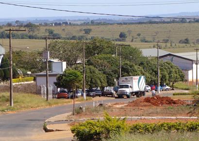 Distrito Industrial é reestruturado para receber novas empresas