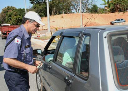 DER intensifica fiscalização nas rodovias estaduais
